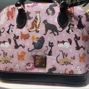 Disney Cats Dooney And Bourke AP Satchel